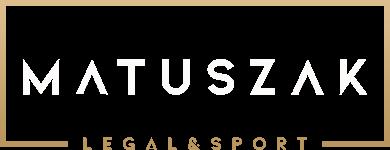 Matuszak Legal & Sport - Kancelaria Adwokacka